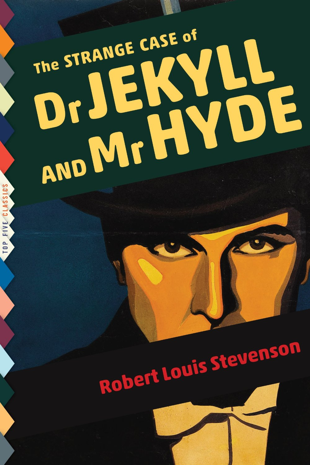 The Strange Case of Dr. Jekyll and Mr. Hyde – books about books